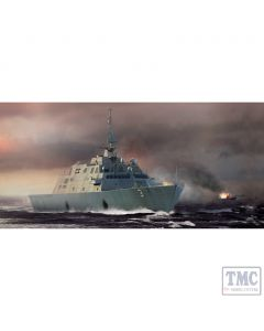 PKTM04553 Trumpeter 1:350 Scale USS Fort Worth LCS-3