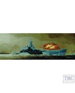 PKTM05303 Trumpeter 1:350 Scale USS North Carolina BB-55