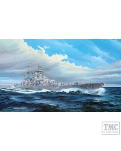 PKTM05313 Trumpeter 1:350 Scale Prinz Eugen German Cruiser 1945