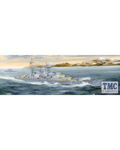 PKTM05346 Trumpeter 1:350 Scale German Heavy Cruiser 'Blucher'