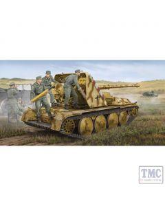 PKTM05550 Trumpeter 1:35 Scale Waffentrager PaK43 8.8cm Self Propelled Gun