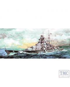 PKTM05711 Trumpeter 1:700 Scale Bismarck