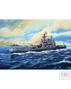 PKTM05735 Trumpeter 1:700 Scale USS Washington BB56