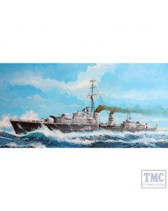 PKTM05758 Trumpeter 1:700 Scale HMS Zulu (F18) Tribal Class Destroyer 1941