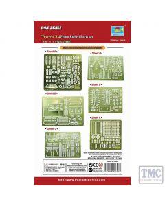 PKTM06606 Trumpeter 1:48 Scale Westland Wyvern S Mk 4 photo etch parts set