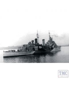 PKTM06701 Trumpeter 1:35 Scale HMS Belfast 1942