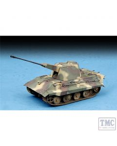 PKTM07126 Trumpeter 1:72 Scale German E-75 Flakpanzer