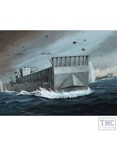PKTM07213 Trumpeter 1:72 Scale LCM(3) D-Day Landing Craft