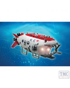 PKTM07303 Trumpeter 1:72 Scale Chinese Jiaolong Manned Submersible (Pre-painted)