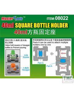 PKTM08022 Trumpeter  40ml Square Bottle Holder