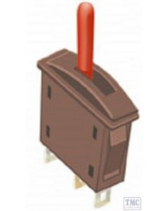 PL-26R Passing Contact Switch Red Lever Peco