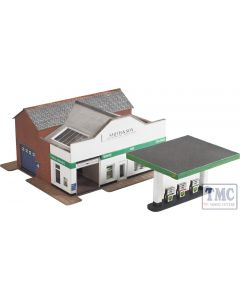 PN181 Metcalfe N Gauge Service Station Card Kit