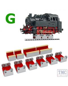 PRR-G-06 Proses 6 X Rollers for G Scale