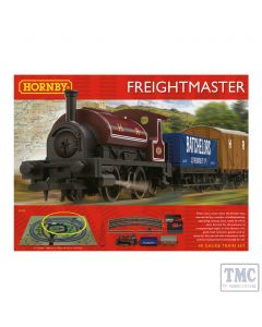 R1255M Hornby OO Gauge Flying Scotsman A3 Train Set