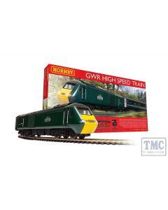 R1230M Hornby OO Gauge GWR High Speed Train Set
