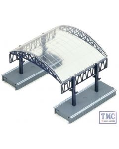 R334 Hornby HO/OO Gauge Station Canopy Over Roof