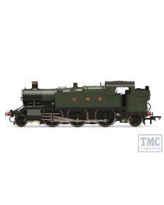 R3719 Hornby OO Gauge GWR Class 5101 'Large Prairie' 2-6-2T 4154 - Era 3