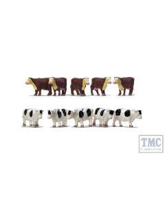 R7121 Hornby OO Gauge Cows