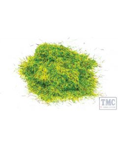 R7177 OO Scale Static Grass - Spring Meadow, 2.5mm
