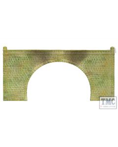 R8511 Skaledale OO Gauge Tunnel Portals Double (Stone)