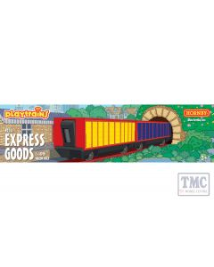 R9341 Hornby Playtrains Express Goods 2 x Open Wagon Pack