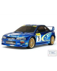 58631 Tamiya Radio Control Subaru Impreza Monte Carlo 99 TT-02