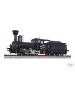 L131962 Liliput HO Scale Tender Locomotive 671 53 7116 DR Ep.II