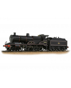 31-933A Bachmann OO Gauge LMS 4P Compound 41143 BR Lined Black (Late Crest)