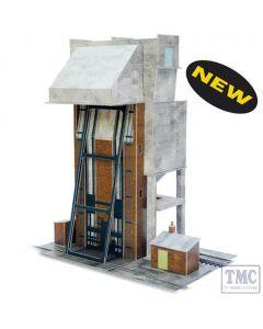 A12 Superquick OO/HO Coaling Tower - Card Kit