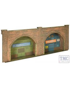 C8 Superquick OO/HO Red Brick Embankment Arches Card Kit