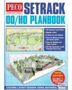STP-00 Peco  Peco OO/HO Setrack Planbook