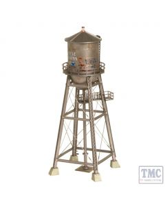 WBR5064 Woodland Scenics HO Scale Rustic Water Tower