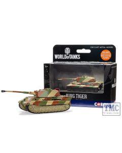 WT91207 Corgi World of Tanks - King Tiger Tank