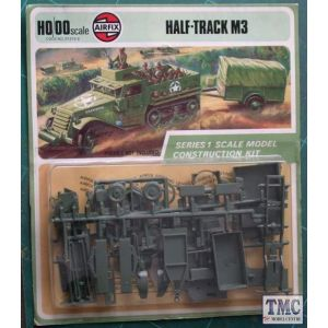 01313-6 Airfix Half-Track M3 1:76 (Pre-owned)