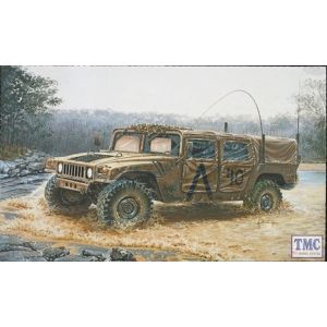 0273 Italeri 1/35 M998 COMMAND VEHICLE Model Kit
