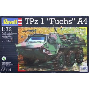 03114 Revell 1/72 TPz 1 Fuchs A4 Kit