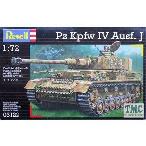 Revell 1:72 Pz.Kpfw. IV Ausf. J Kit No 03122 (Pre owned)