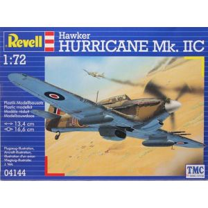04144 Revell 1/72 Hawker Hurricane Mk. IIC Kit
