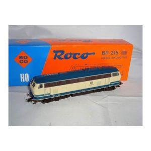 04151B ROCO OO Gauge Diesel DB BR125