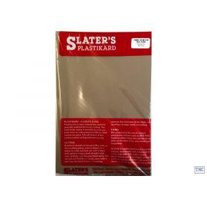 0426 Slaters 4mm Roofing Tile Grey 300mm x 174mm Plastikard