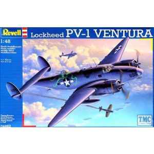 04662 Revell 1/48 Lockheed PV-1 VENTURA Model Kit