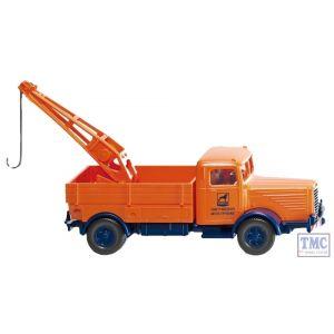 063402 Wiking Tow Truck 1:87 (HO/OO Gauge)
