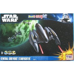 06671 Revell 1/32 Star Wars General Grievous' Starfighter Kit