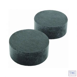 07002 The Magnet Source - Ceramic Disc Magnets 1/2 in. x 1/2 in. x 1/2 in. (10-Pack)