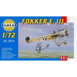 Smer 1:72 Scale Fokker E. III No. 0879 (Pre Owned)