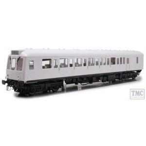 1178 Heljan O Gauge Class 117 BR blue/grey 3-car set