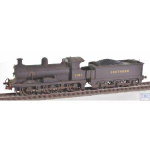 31-464A Bachmann OO Gauge SE&CR C Class 1573 SR Lined Black