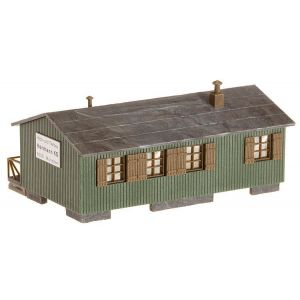 130947 Faller OO/HO Wooden Hut Kit