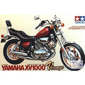 14044 Tamiya 1:12 Scale Yamaha Virago XV1000