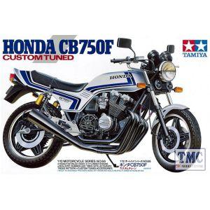 14066 Tamiya 1:12 Scale HONDA CB750F 'CUSTOM TUNED' LTD